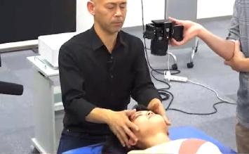 頭蓋へのアプローチ