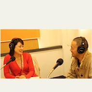 FMラジオに出演しました。